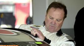 NASCAR driver Mike Wallace severely beaten