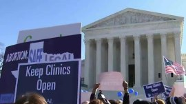Texas abortion law: Key Supreme Court ruling expected today