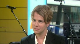 Tom Odell talks about getting a call from Elton John