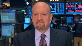 Jim Cramer: Despite 'Brexit' shocker, Wall Street isn't panicking
