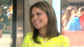 Savannah Guthrie is pregnant with a second baby!