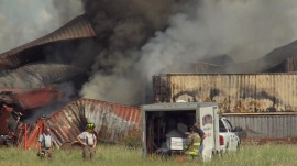 Trains collide in Texas; 3 crew members are missing