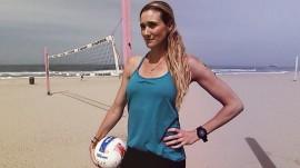 Kerri Walsh Jennings, Olympic gold medalist, reveals her secrets to success