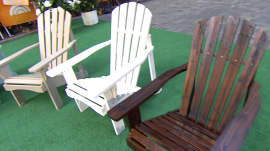 Jill's Steals and Deals: Save on robes, pillows, Adirondack chairs