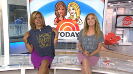 Kathie Lee and Hoda Kotb share their favorite things