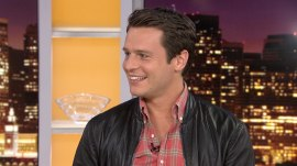 Jonathan Groff on 'Looking: The Movie' and 'Hamilton'