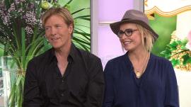 Josie Bissett, Jack Wagner reunite 17 years after 'Melrose Place'