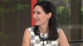'Odd Mom Out' star Jill Kargman: I let my son play with a Barbie
