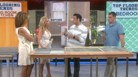'Flipping Boston' stars show off floor renovations for your home