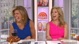 KLG, Hoda, Ricky Gervais discuss: How often should you wash your bra?