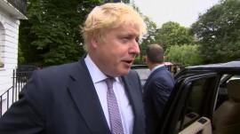 After Brexit, ex-London mayor Boris Johnson won't run