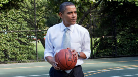Obama has 'discussed' owning an NBA team, press secretary says