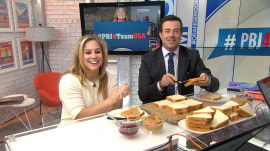 Shawn Johnson: Here's how to support Team USA with PB&J pics