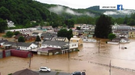 At least 4 dead in West Virginia after days of severe storms