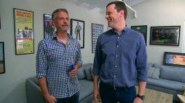 Watch Bill Simmons reveal his dream guest for new talk show