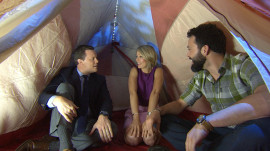 Camping made easier: Light-up tent, inflatable hammock, more!