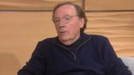 Author James Patterson talks new 'Alex Cross' project