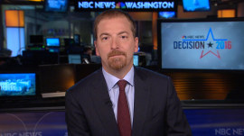 Chuck Todd: 'Brexit' is a reminder to not underestimate Donald Trump