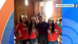 Parents outraged after Hooters sponsors kids' Cub Scout camp