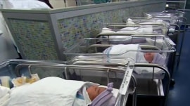 Why some hospitals are doing away with baby nurseries