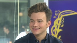 Chris Colfer on 'Land of Stories,' 'Absolutely Fabulous'