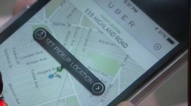 Uber reaches a benchmark: 2 billion rides
