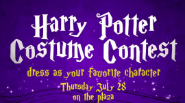Enter TODAY's Harry Potter costume contest!