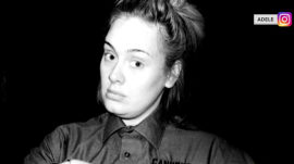 See Adele without makeup in new photos