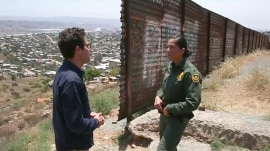 How necessary is it to build a wall across the Mexican border?
