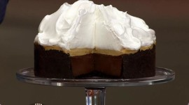 Devil's cream pie: This recipe is delicious and simple to make!