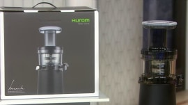 Give It Away:  5 lucky viewers win juicers from KLG, Hoda