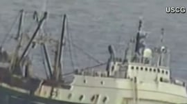 46 rescued from sinking fishing boat off Alaskan coast