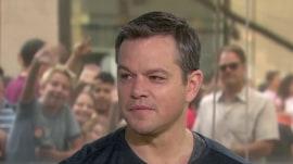 Matt Damon: Jason Bourne has been good to me, but I need a break