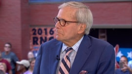 Tom Brokaw looks back at his first political convention in 1968
