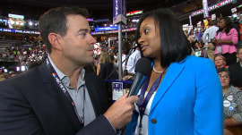 DNC's first night felt like a Bernie Sanders rally, Carson Daly says
