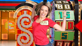 Come on down! 'The Price is Right' for Dylan Dreyer