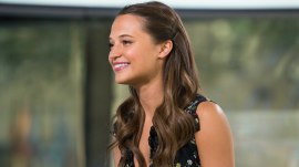 Alicia Vikander talks 'Jason Bourne,' Matt Damon, car chase scenes