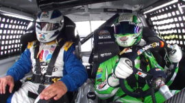 Kyle Busch says he will race in Coke Zero 400 after crash