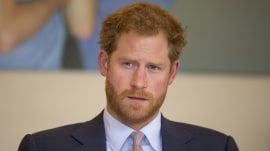 Prince Harry: I regret not speaking about Princess Diana's death