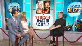 Taylor Swift, Tom Hiddleston visit Australia