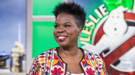 Watch KLG do her 'perfect' impression of Ghostbuster Leslie Jones