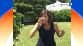 'Chardonnay Go': Mom spoofs Pokemon craze