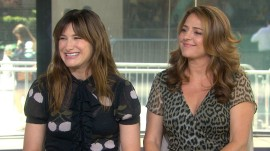 Kathryn Hahn shares how her 'Bad Moms' role was liberating