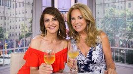 KLG welcomes 'Greek Wedding' star Nia Vardalos as co-host