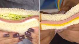 Mayo or mustard: Which do you prefer on your bologna sandwich?