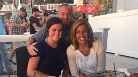 Hoda is back from vacation! Hear about her relaxing time off
