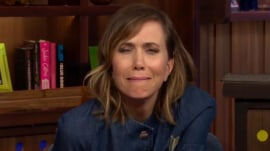 Kristen Wiig does Kathie Lee (again) on 'Watch What Happens Live'