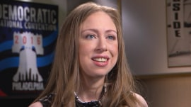 Chelsea Clinton: I'm 'so proud' to introduce Hillary Clinton at DNC