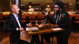 Watch Questlove's full interview with Matt Lauer