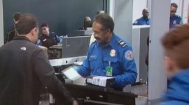American Airlines, TSA testing 'automatic' screening to speed lines